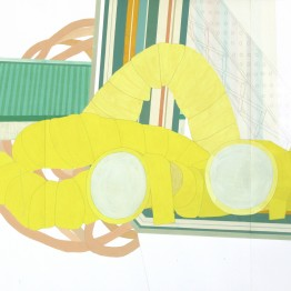 """Cristina del Campo. Serie """"Entornos"""""""