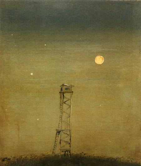 Torre de vigía, 2004, de Norbert Schwontkowski