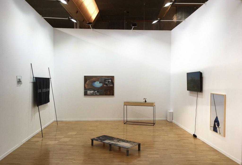 Abel Jaramillo. Solo Project con Aldama Fabre en ARTESANTANDER