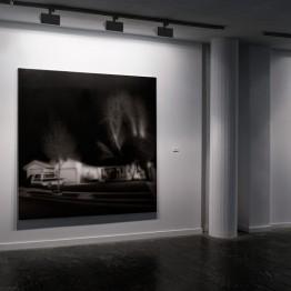 Hugo Alonso. Vista de la exposición Believers en La Salina