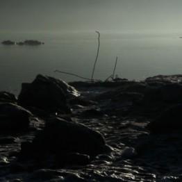 Javier Artero. El caminante sobre el río de niebla