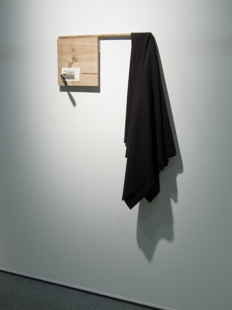 Christian García Bello. Y el sayal y la ceniza sirvieron de lecho (Est. 4,3), 2013