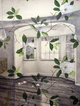 Gabriela Bettini. Un tiempo casi cercano, 2011