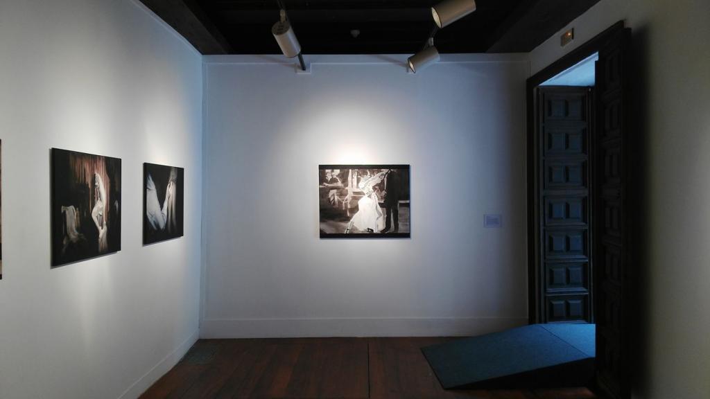 """Exposición """"Espacio CV. Creatividad y Visibilidad"""" en el CAAM, 2017"""