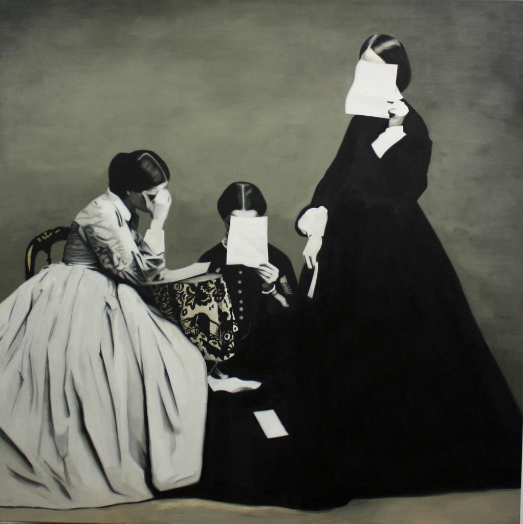 Cristina Toledo. Mourning