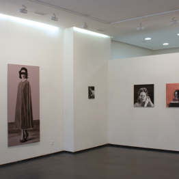 "Exposición ""Sacrifice"". Galería Javier Silva, 2017"