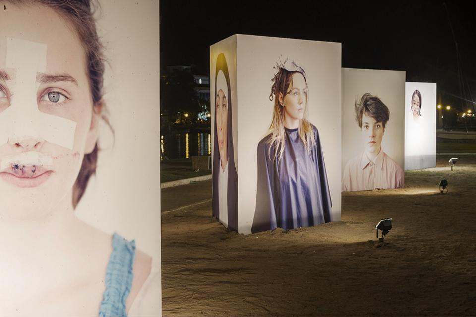 Retratos de Jorge Fuembuena en Paraty Em Foco 2013, Brasil