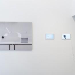 Gema Rupérez. In Albis y Lapsus linguae, 2015. Twin Gallery