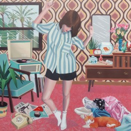 Helena Toraño. La coleccionista, 2015