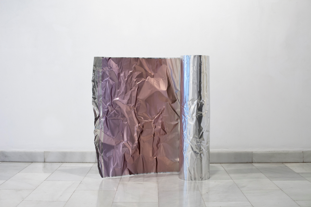 Inma Femenía. 20 Meters of Graded Metal, 2015
