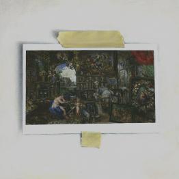 Jesús Herrera Martínez. Pintura Mundo, 2016