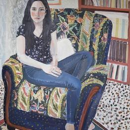 Laura López Balza. El rincón de Ali, 2013