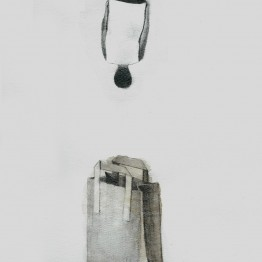 María Carbonell. Hanging n.III. Serie Fake, 2015