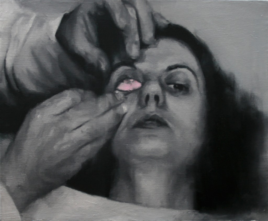 María Carbonell. The Pink Eye. Serie State of Disorder, 2016