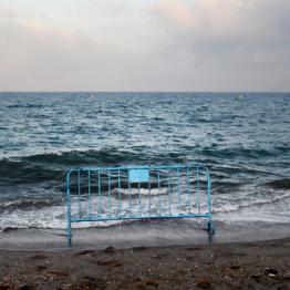 Olalla Gómez. La marea, 2015