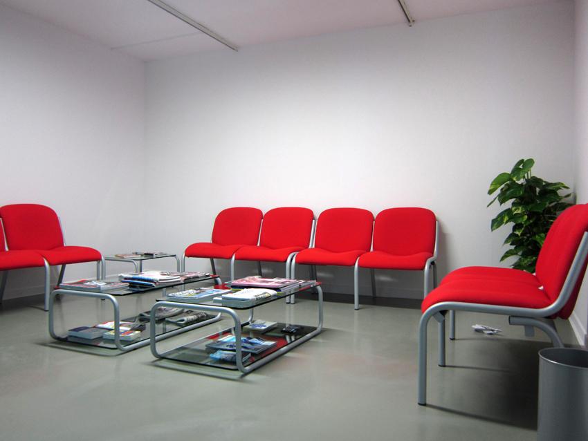 Tania Blanco. Documentos inesperados en una sala de espera, 2011-2014