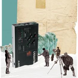 """Rubén Torras. """"Monolito"""" (serie Arqueologías), 2015"""