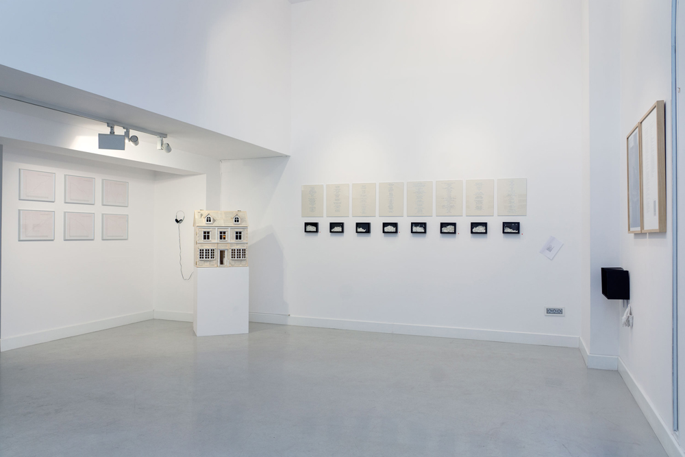 Marla Jacarilla. Twin Gallery