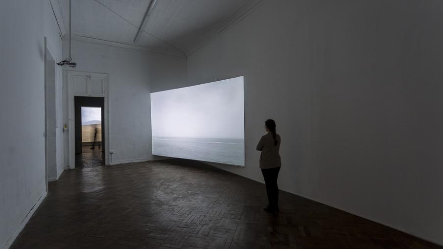 Maya Watanabe. Escenarios, Galería 80MTS, Lima, 2014