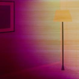 Simon Zabell. La jalousie, tríptico, 2006