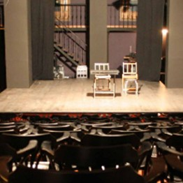 Pinter y Lorca, lo próximo en el Teatro Tribueñe