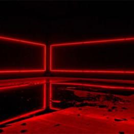 Lori Hersberger. Phanton studies, 2009. Musée d'art contemporain de Lyon