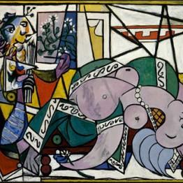 Picasso. El taller, 1934