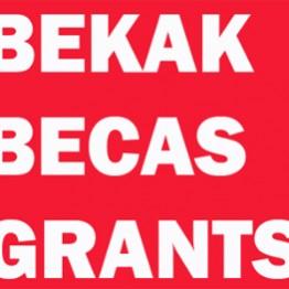 Becas para la realización de proyectos artísticos en la Fundación Bilbao Arte 2015