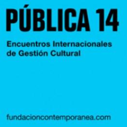 PÚBLICA 14. Encuentros Internacionales de Gestión Cultural