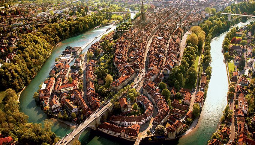 Museos de Suiza. Berna