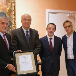 El Thyssen obtiene el certificado de accesibilidad de AENOR
