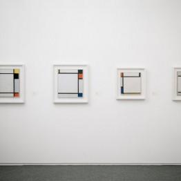 Los herederos de Mondrian reclaman cuatro de sus obras a un museo alemán