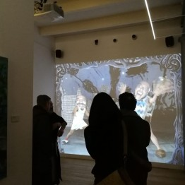 Eskizos, de Marcel·lí Antúnez, se incorpora a la colección del Museo de Arte Contemporáneo del Ayuntamiento de Madrid