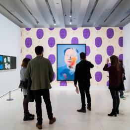 257.000 personas han visitado a Warhol en Madrid