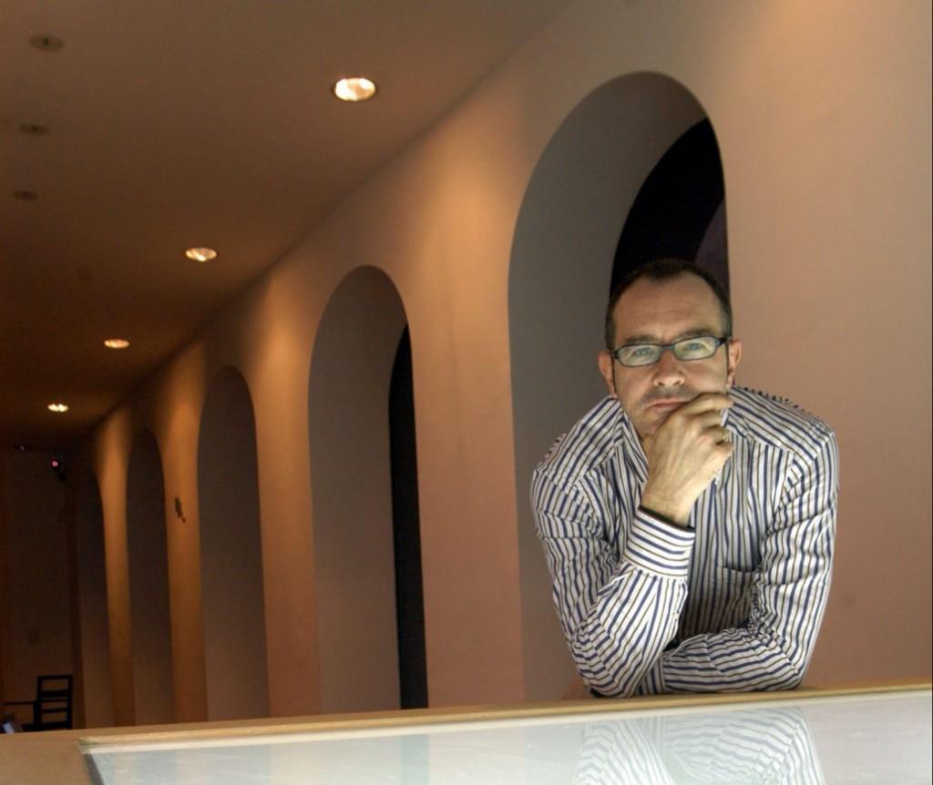 Francisco Baena, director del Centro José Guerrero