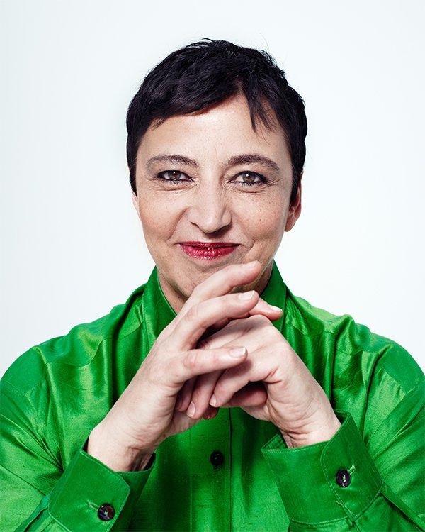 Beatrix Ruf, exdirectora del Stedelijk Museum