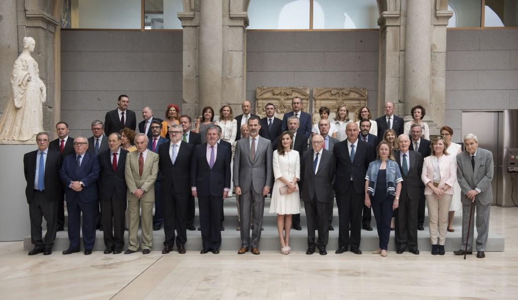 Pleno de la Comisión Nacional para la conmemoración del II Centenario del Museo Nacional del Prado