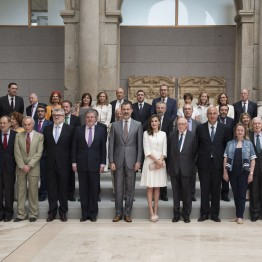 Constituida la Comisión Nacional para celebrar el segundo centenario del Prado