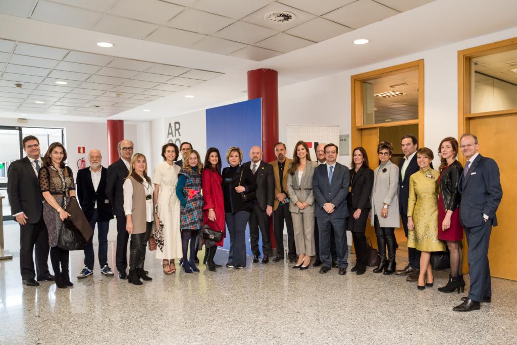Miembros del Consejo Internacional de la Fundación ARCO