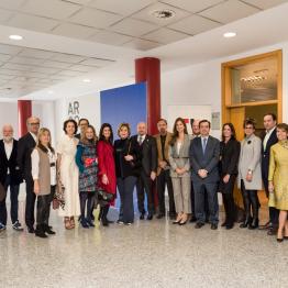 Constituido el Consejo Internacional de la Fundación ARCO