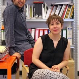 Semíramis González y Daniel Silvo, directores artísticos de JustMad 9