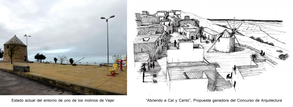 Propuesta de Juan Moya para Vejer de la Frontera