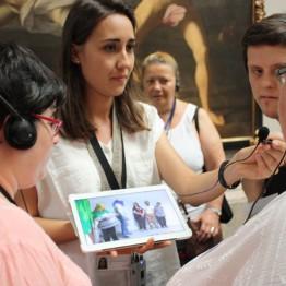 Tecnología para las nuevas propuestas educativas del Prado