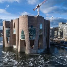 Fjordenhus, el primer edificio diseñado íntegramente por Olafur Eliasson