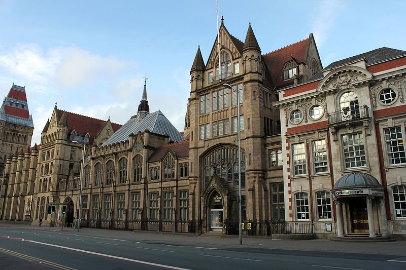 Manchester Museum, Reino Unido