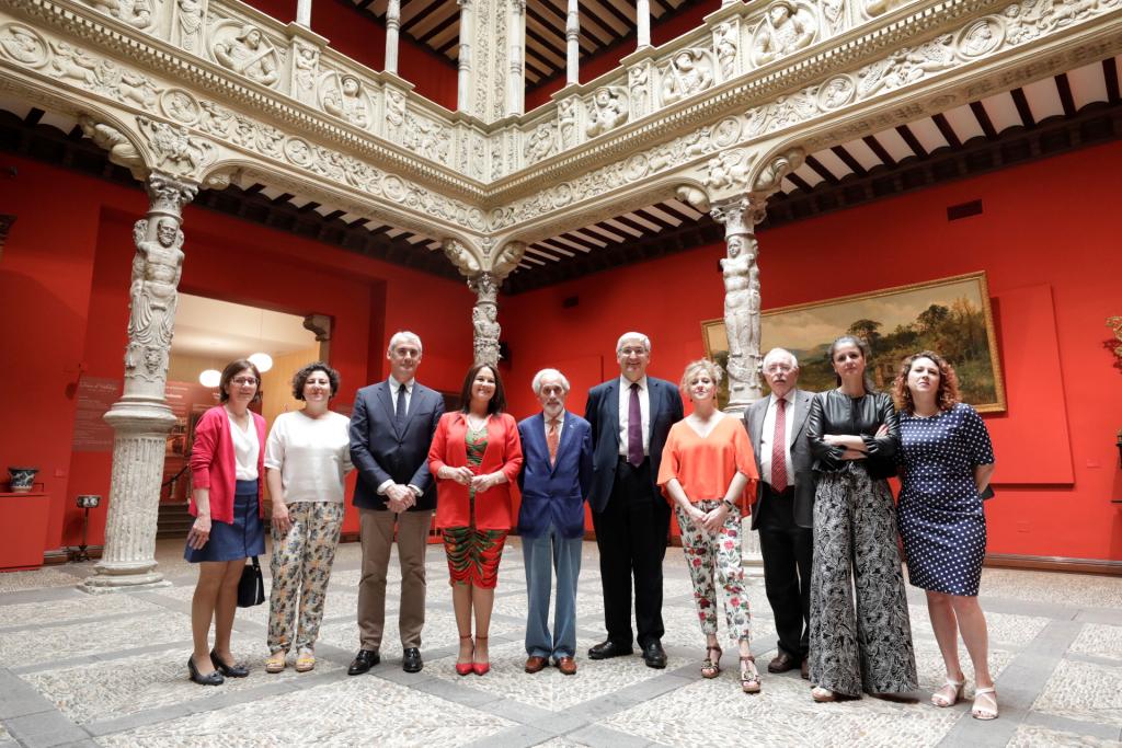 Presentación de la digitalización del Fondo Histórico de Aragón