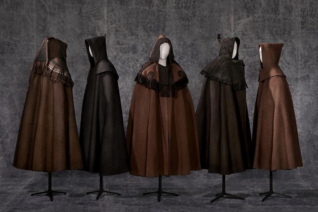 """""""Iconos de estilo. Una mirada a la indumentaria tradicional"""" en el Museo del Traje. CIPE"""