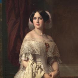 Alicia Koplowitz dona al Prado uno de los mejores retratos de madurez de Federico de Madrazo