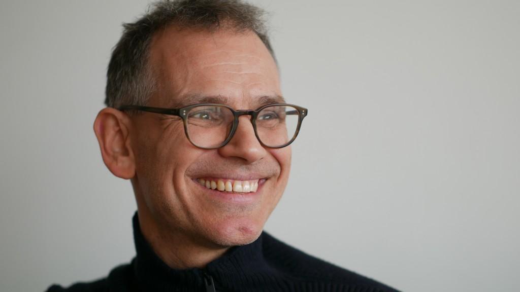 Marko Daniel, director de la Fundació Joan Miró