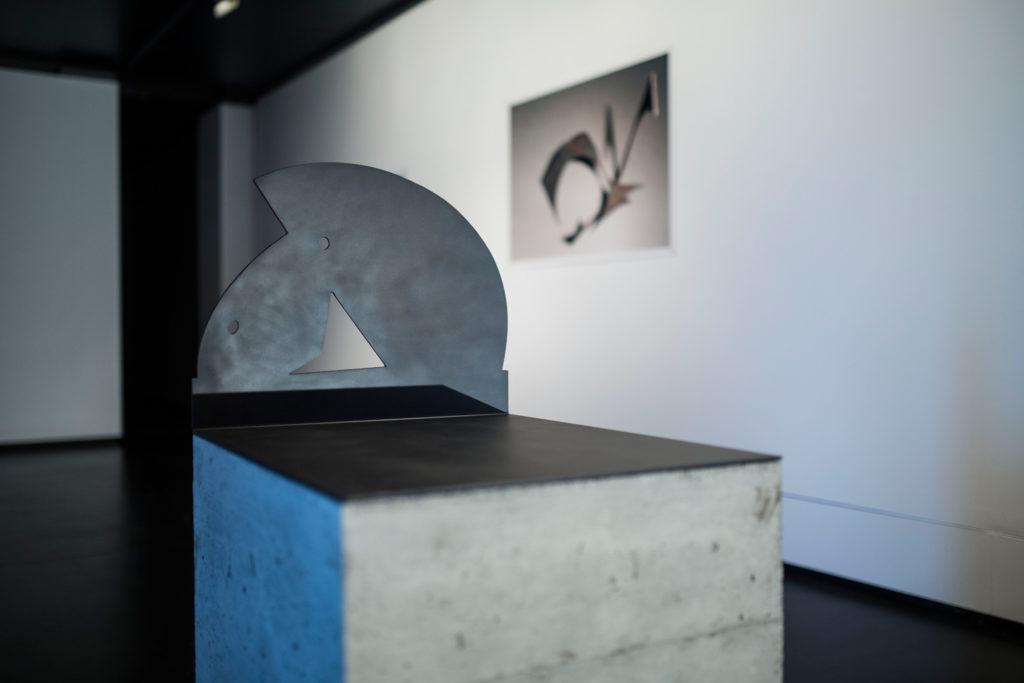 "Asier Mendizabal. ""Incurvar"" en el Museo Oteiza"